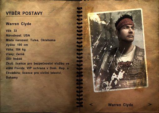 Warren Clide